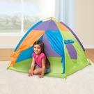 兒童帳篷室內外玩具游戲屋公主寶寶過家家女孩折疊大房子海洋球池【快速出貨】