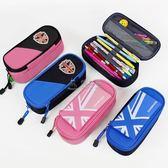鉛筆盒 韓國kk樹小學生筆袋男女童大容量兒童文具盒筆袋分層簡約筆袋 俏女孩
