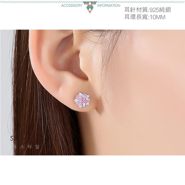 素簡手作《ES120》正白k~耳環 珍珠耳環 蝴蝶結耳環 韓劇耳環 愛心耳環 花朵耳環 純銀耳針