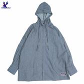 【秋冬新品】American Bluedeer - 條紋連帽襯衫 秋冬新款