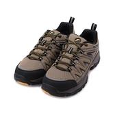 GOODYEAR 森林之王 防水戶外健行鞋 黃 GAMO93534 男鞋