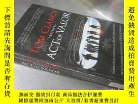 二手書博民逛書店Tom罕見Clancy Presents: Act of Valor【36開 英文原版】Y16472 Dick