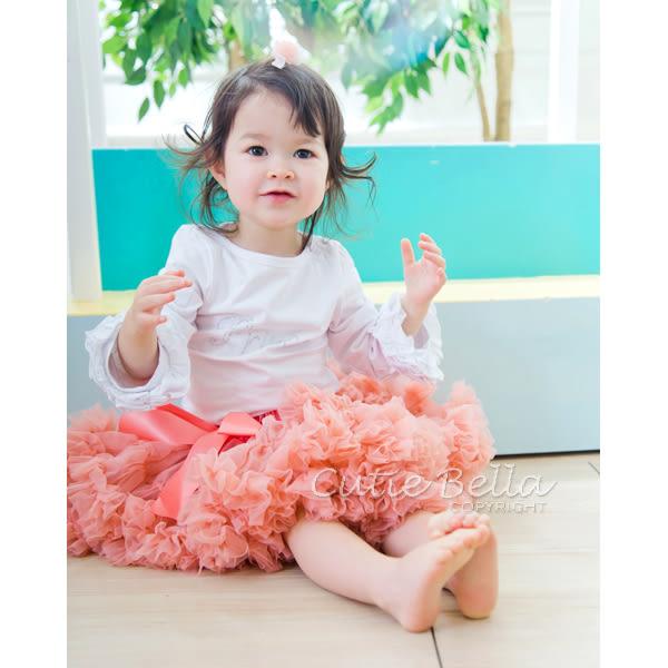 Cutie Bella蓬蓬裙Coral,120CM