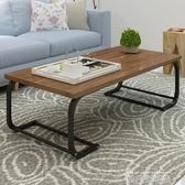 簡約現代茶幾實木客廳創意茶幾時尚北歐簡單小桌子小戶型簡易茶桌QM 依凡卡時尚