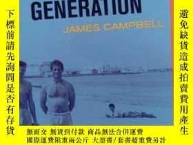 二手書博民逛書店This罕見Is The Beat Generation-這是垮掉的一代Y436638 James Campb