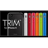 【東西商店】美國SwitchEasy TRIM™ iPhone 4 全機保護套
