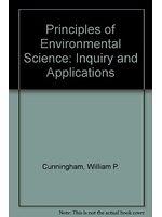 二手書博民逛書店《Principles of Environmental Science: Inquiry and Applications》 R2Y ISBN:0071121897
