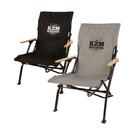 [KAZMI] 極簡時尚木手把折疊椅 (兩色內選) (K20T1C003)