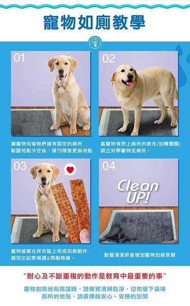 【力奇】易堆 專業用寵物尿布墊-50入(45*59cm)-140元 3包內可超取(H003A02)