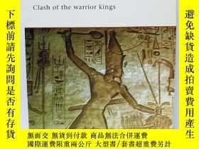 二手書博民逛書店Qadesh罕見1300 BC: Clash of the warrior kingsY22565 不祥 OS