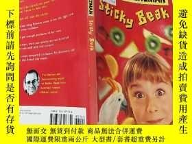 二手書博民逛書店sticky罕見beak:粘嘴Y200392