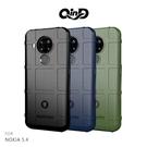 QinD NOKIA 5.4 戰術護盾保護套 氣囊 減震抗摔 全包邊 保護殼 保護套
