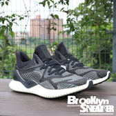 Adidas Alphabounce Beyond 黑 編織 運動 馬牌底 慢跑鞋 男 (布魯克林) 2018/4月 DB1124