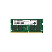 新風尚潮流 【JM3200HSB-16G】 創見 16GB DDR4-3200 JetRAM 筆記型 記憶體