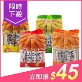北田 蒟蒻糙米捲(160g) 蛋黃/牛奶/海苔/芝士 款式可選【小三美日】原價$49
