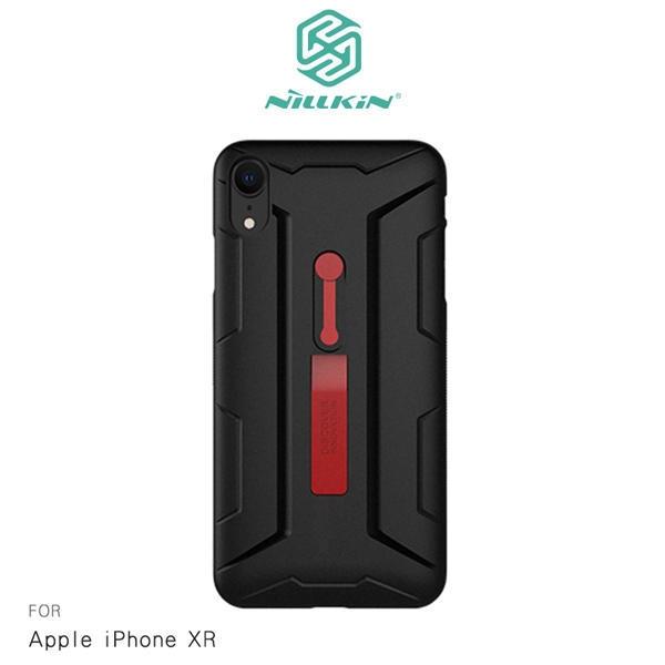 ☆愛思摩比☆NILLKIN Apple iPhone XR 炫酷創意指環扣保護殼 PC硬殼 手機殼