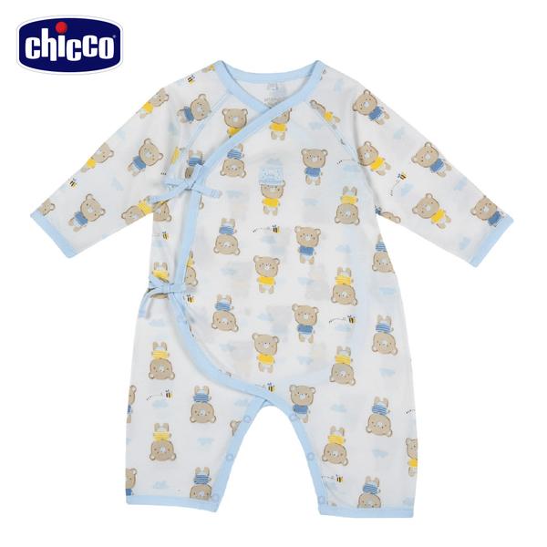 chicco-肚衣式兔裝-蜜蜂小熊