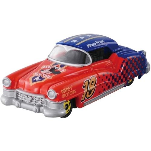 《 TOMICA 》夢幻小汽車 - 夢幻米奇明星賽車   /  JOYBUS玩具百貨