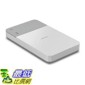 [7東京直購]  BUFFALO 迷你站空中 Wi-Fi連接可攜式 HDD 1TB HDW-PD1.0U3-C