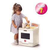 【A4-7611】淘比小爐子-美國STEP2兒童幼兒玩具扮演廚房遊戲屋玩具屋 扮家家酒 烤爐瓦斯爐收納置物