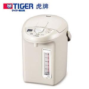 PIE-A40R VE節能省電4.0L真空熱水瓶  虎牌 ◎順芳家電◎