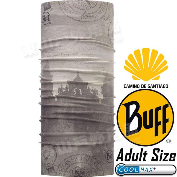 BUFF 117136.016_聖雅各授權 Adult UV Protection魔術頭巾 Coolmax防臭抗菌圍巾 東山戶外