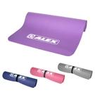 ALEX 專業瑜珈墊(台灣製 有氧 塑身 地墊 止滑墊 附收納袋 SGS認證 免運 ≡排汗專家≡