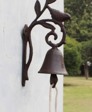 協貿國際樹枝小鳥鈴鐺家居裝飾品壁飾1入