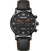 瑞士WENGER Urban Metropolitan都會時尚手錶 01.1743.114