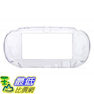 [玉山最低網] PS Vita/PSV  2000型  副廠水晶殼透明殼 透明保護框 透明白(_FF24)