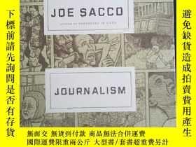 二手書博民逛書店Journalism罕見JOE SACCO 英文漫畫Y13588 JOE SACCO 出版2012