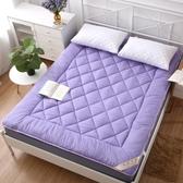 加厚軟床墊床褥子雙人1.8m米全棉1.5m棉花學生宿舍0.9單人1.2墊被
