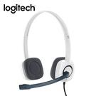 羅技 H150耳機麥克風-白色