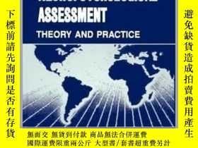 二手書博民逛書店Cross-Cultural罕見Neuropsychological Assessment: Theory and