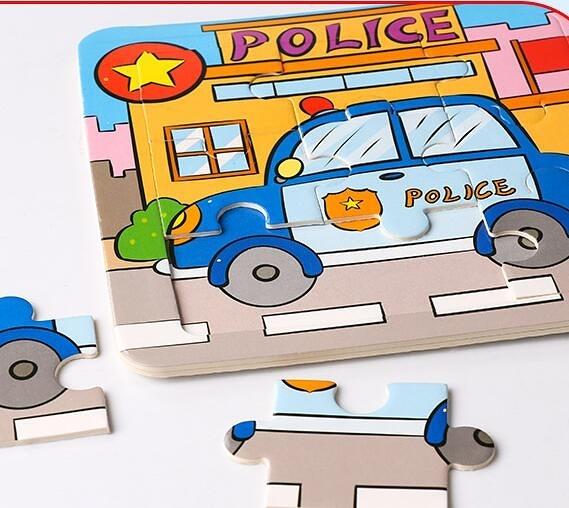 幼兒童拼圖益智力開發動腦2-3-5歲