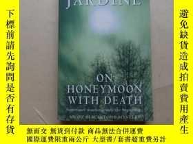二手書博民逛書店On罕見Honeymoon with Death (Oz Blackstone series)Y2931 Ja