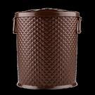 錦格加厚塑料茶渣桶茶盤茶道零配件茶具茶藝垃圾桶茶水桶過濾茶桶 台北日光