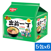 日清 出前一丁九州濃湯豬骨湯味速食麵(100g/袋*30入)