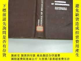 二手書博民逛書店handbook罕見of broadcasting(廣播手冊)Y