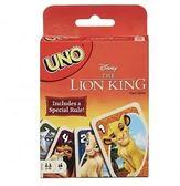 『高雄龐奇桌遊』 UNO 獅子王 MATTEL 正版桌上遊戲專賣店