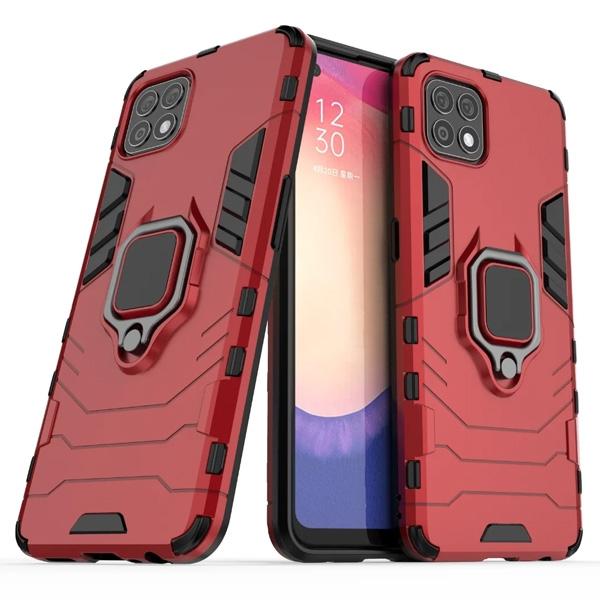 指環鋼鐵俠 OPPO Reno4 Z A53 2020 手機殼 支架 保護殼 全包邊 防摔