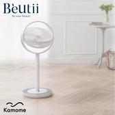 預購6月中到貨【二入組】Kamomefan FKLT-281D 極靜音直立式電風扇 自然風 靜音 Kamome