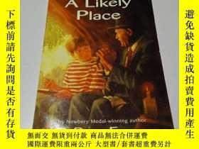 二手書博民逛書店A罕見LiKELY PLACE(英文)Y200392 paula