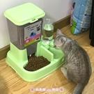 寵物餵食器 貓咪用品自動喂食器貓碗貓自助喂食器寵物自動喂食器狗碗狗狗用品 萬寶屋
