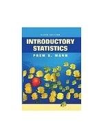 二手書博民逛書店《Introductory Statistics, 6/e》 R
