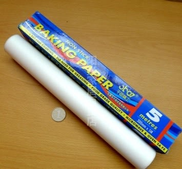 [協貿國際]  烘焙專用紙出口級矽油紙  2個價
