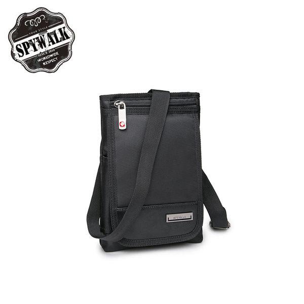小側包 SPYWALK日系加厚尼龍多口袋小包 手機包 腰包NO:S6016