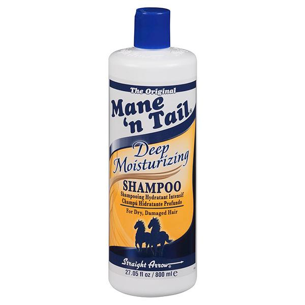 [一張單限贈壓頭乙隻]箭牌馬 湛藍保濕洗髮精 800ml