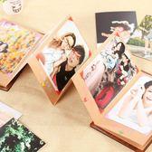 diy手工相冊手風琴創意5寸相冊本插入式折疊黏貼式生日禮物禮品 英雄聯盟