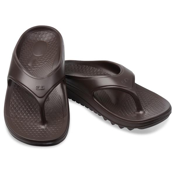《Spenco》FUSION 2 男 能量回復 涼拖鞋 咖色 SF39-934